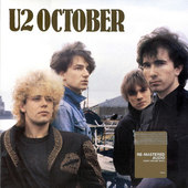 U2 - October (Remastered 2008) - 180 gr. Vinyl