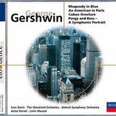 Gershwin, George - Gershwin: Rhapsody in Blue/Cuban Overture/An Ameri
