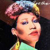 Aretha Franklin - Aretha (Cut-Out, 1986) - Vinyl