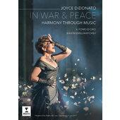 Joyce DiDonato - In War And Peace - Harmony Through Music (DVD, 2018)