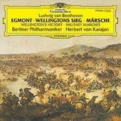 Beethoven, Ludwig van - BEETHOVEN Egmont Wellington Karajan
