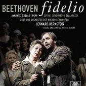 Leonard Bernstein - BEETHOVEN Fidelio  Bernstein DVD-VIDEO