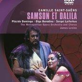 Saint-Saëns, Camille - SAINT-SAËNS Samson + Dalila Levine DVD-V