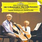 Brahms, Johannes - BRAHMS Cello Sonatas op. 38+99/Rostropovich,Serkin