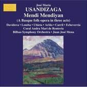 Jose Maria Usandizaga - Mendi Mendiyan VYPRODEJ