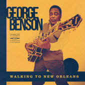 George Benson - Walking To New Orleans: Remembering Chuck Berry And Fats Domino (2019) - 180 gr. Vinyl