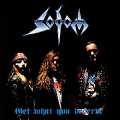 Sodom - Get What You Deserve (1994)