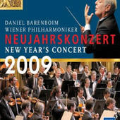 Vídenští Filharmonici - Novoroční Koncert 2009 (Blu-ray Disc)