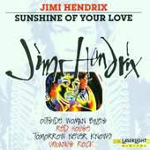 Jimi Hendrix - Not Found - Sunshine of Your Love