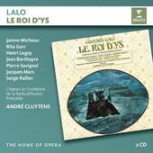 Édouard Lalo / André Cluytens - Král Z Ysu (Edice The Home Of Opera 2018)