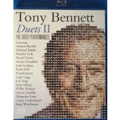 Tony Bennett - Duets II: The Great Performances (Blu-ray, 2012)
