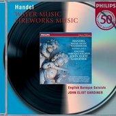 Handel, Georg Friedrich - Handel Water Music (complete) English Baroque Solo