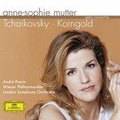 Previn, André - TCHAIKOVSKY, KORNGOLD Violin Concertos / Mutter