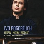 Ivo Pogorelich - POGORELICH in Castello Reale...DVD-VIDEO