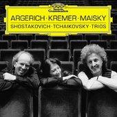 Martha Argerich - ARGERICH - KREMER - MAISKY / PIANO TRIOS