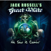Jack Russell's Great White - He Saw It Comin' (2017) - Vinyl