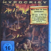 Hypocrisy - Hell Over Sofia (20 Years Of Chaos And Confusion)/Blu-ray Disc