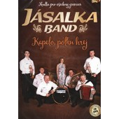 Jásalka Band - Kapelo, polku hrej (CD+DVD, 2018)