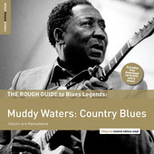 Muddy Waters - Rough Guide To Blues Legends: Country Blues (Remastered 2011) - 180 gr. Vinyl