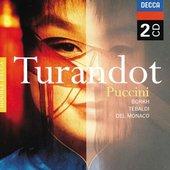 Puccini, Giacomo - Puccini Turandot Inge Borkh/Renata Tebaldi