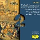 Verdi, Giuseppe - VERDI Ein Maskenball Abbado