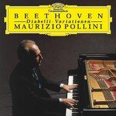 Beethoven, Ludwig van - BEETHOVEN Diabelli Variations / Pollini