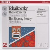 Tchaikovsky, Peter Ilyich - Tchaikovsky The Nutcracker London Symphony Orchest