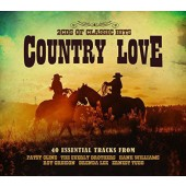 Various Artists - Country Love (2CD, 2015)