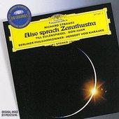 Strauss, Richard - R. STRAUSS Also sprach Zarathustra / Karajan