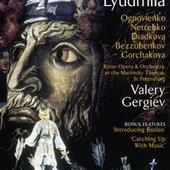 Glinka, Mikhail Ivanovich - Glinka Ruslan and Lyudmila Netrebko Gergiev