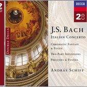 Schiff, András - J.S. Bach Italian Concerto, BWV 971 András Schiff