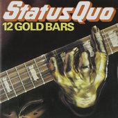 Status Quo - 12 Gold Bars (Edice 1987)
