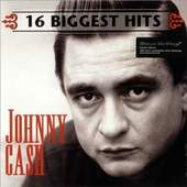 Johnny Cash - 16 Biggest Hits - 180 gr. Vinyl