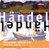 Georg Friedrich Händel - Wassermusik, Suite No.1-3