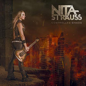 Nita Strauss - Controlled Chaos (Transparent Red, Edice 2019) – Vinyl