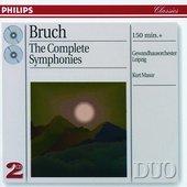 Bruch, Max - Bruch The Complete Symphonies Gewandhausorchester