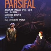 Wagner, Richard - WAGNER Parsifal Jerusalem Stein DVD-VID