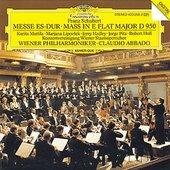 Schubert, Franz - SCHUBERT Messe Es-Dur Abbado