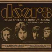 Doors - Live In Boston 1970