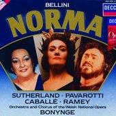 Bellini, Vincenzo - Bellini Norma Sutherland/Caballé/Pavarotti