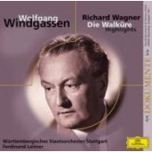 Richard Wagner / Wolfgang Windgassen - Valkýra / Die Walküre (Highlights, Edice 2004)
