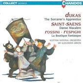 Dukas / Saint - Seans / Rossini / Respighi - Sno / Gibson - The Sorcerer's Apprentice