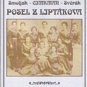 Divadlo Járy Cimrmana - Posel z Liptákova/CD pošetka