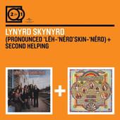 Lynyrd Skynyrd - (Pronounced 'Lĕh-'nérd 'Skin-'nérd) / Second Helping 2 FOR 1