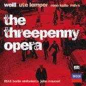 Weill, Kurt - Weill The three penny opera Lemper/Kollo/Milva/Ado