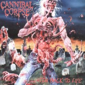 Cannibal Corpse - Eaten Back To Life (Limited Edition 2016) - Vinyl
