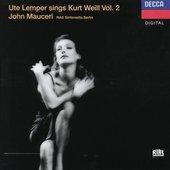 Weill, Kurt - Ute Lemper sings Kurt Weill