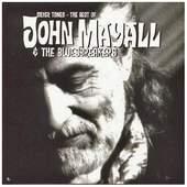 John Mayall - Silver Tones - The Best Of John Mayall