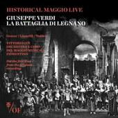 Giuseppe Verdi - Bitva u Legnana (2CD, Edice 2017)