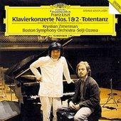 Liszt, Franz - LISZT Piano Concertos No. 1 + 2 / Zimerman, Ozawa